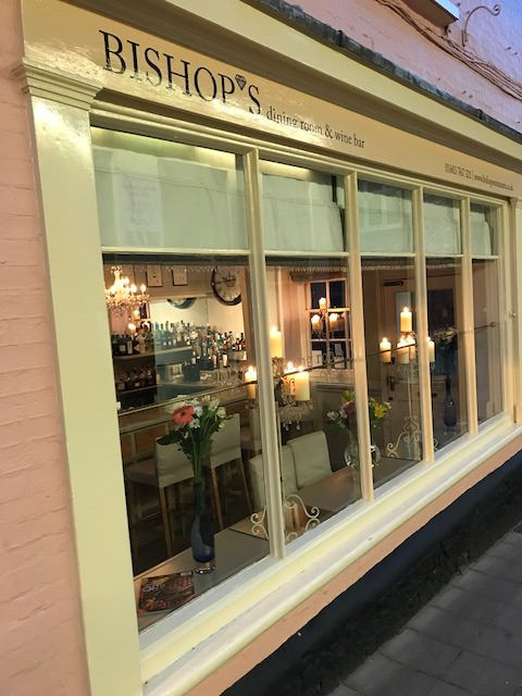 Bishops Dining Room And Wine Bar Is A Small Intimate Restaurant Perfectly Situated On St Andrews Hill Which The Oldest Lane In Norwich